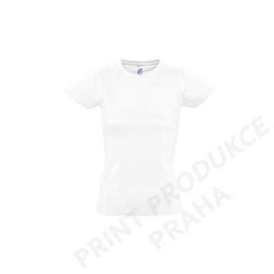 dámské triko zn. SOLS, 100% bavlna, 190 gr. SCULLY