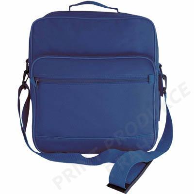 Taška s popruhy na záda, modrá
