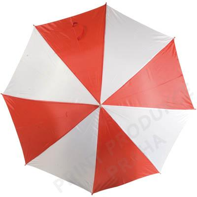 Deštník Golf, červený