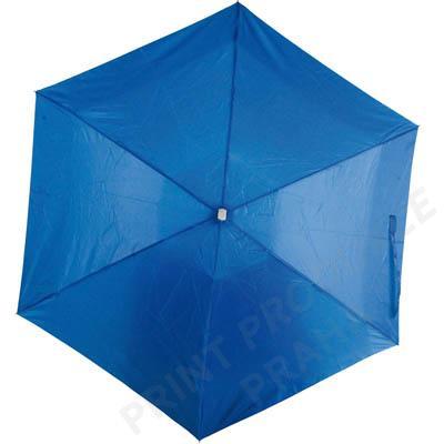 Skládací minideštník, modrý