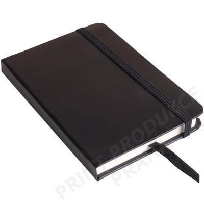 Zápisník s elastickým zavíráním