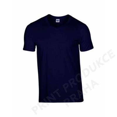 triko s výstřihem do V zn. GILDAN, 100% bavlna, 150 gr. PATRIK