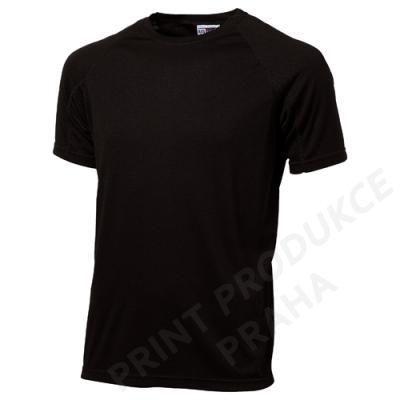 pánské funkční triko zn. US BASIC, 100% polyester, 125 gr. MAREK
